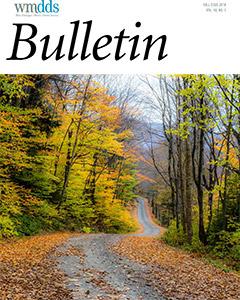 WMDDS 2018 Fall Bulletin