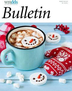 WMDDS 2018 Holiday Bulletin