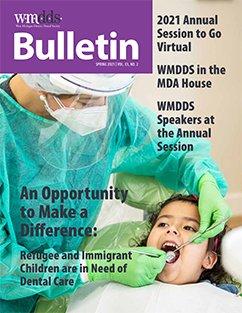 WMDDS 2021 Spring Bulletin